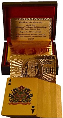 DIZIONARIO Golden Playing Cards