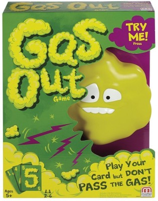 Fisher Price Games Gas Out