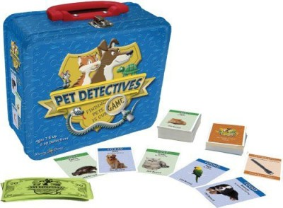 Morning Star Games Pet Detectives In Tin