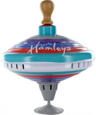 Hamleys 7 Inch Tin Humming Top