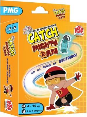 MadRat Games Catch Mighty Raju