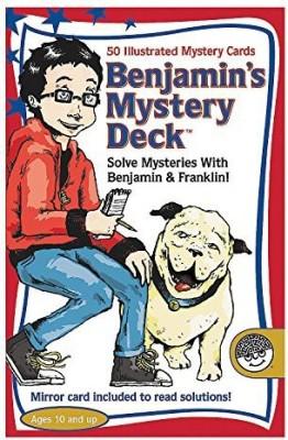 MindWare Benjamin,S Mystery Deck