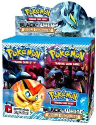 Pokemon Noble Victories (Bw3) Booster Box 36 Packs