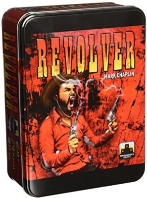 Stronghold Games Revolver The Wild West Gunfighting