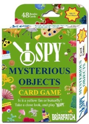 Briarpatch Spy Mysterious Objects
