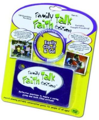 Continuum Games Family Talk Faith Edition