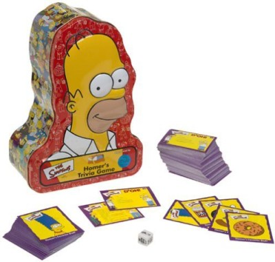 Cardinal The Simpsons Homers Trivia
