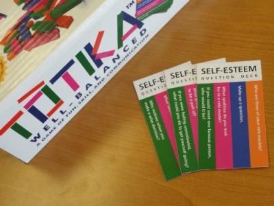 Open Spaces, LLC Self Esteem Deck