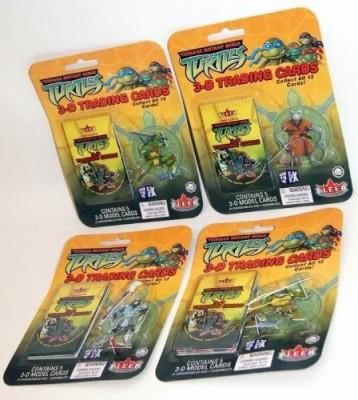 Teenage Mutant Ninja Turles Vintage Teenage Mutant Ninja Turtles 3D Tradingwith