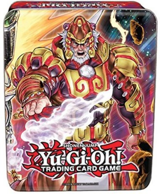 Yu-Gi-Oh! Collectible Megatin Brotherhood Of The Fire Fist Tiger King