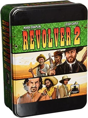 Stronghold Games Revolver 2 Last Stand At Malpaso
