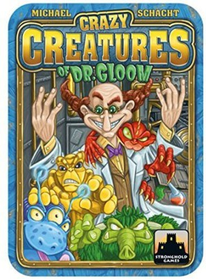 Stronghold Games Crazy Creatures Of Dr Gloom