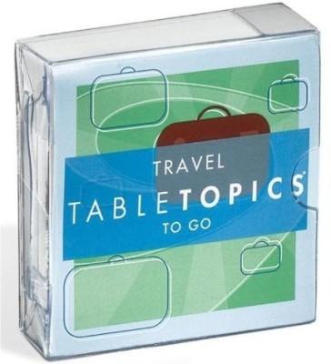 TableTopics Table Topics Travel Topics To Go Question Travel