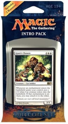 Magic: the Gathering Mtg Core Set 2014 M14 Intro Deck
