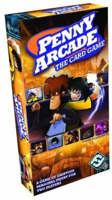 Fantasy Flight Games Penny Arcade(Multicolor)