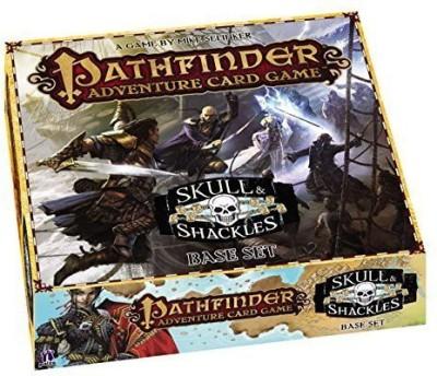 Paizo Publishing Pathfinder Adventure Skull & Shackles Base Set