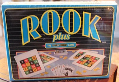 Card Games Parker Brothers Rook Plus The Wild Bird