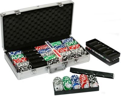 Sands Incorporation 500 Chips Poker Game Set
