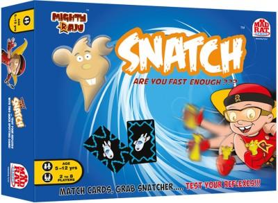 MadRat Games Mighty Raju - Snatch