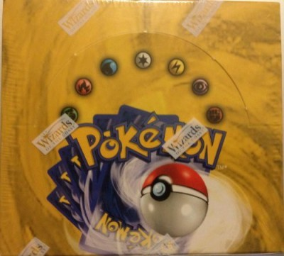 Pokemon Basic (Base Set 1) Booster Box 36P11C