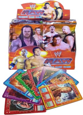 Switch Control WWE shinning cards Booster Box (36 packs)