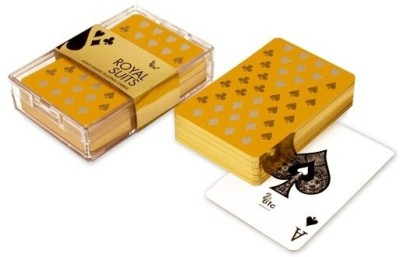 61c Royal Suits Playing Cards