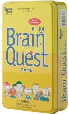 Brain Box Brain Quest Travel