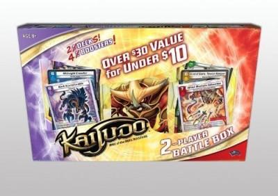 Wizards of the Coast Kaijudo 2Player Battle Box