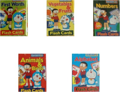 BPI Doraemon All In One Flash Card
