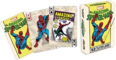 Aquarius Marvel Comics The Amazing Spiderman Playing
