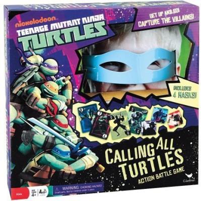 Teenage Mutant Ninja Turtles Calling All Turtles