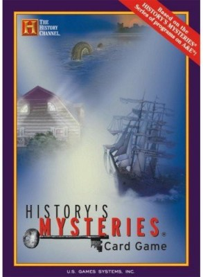 US Games History,S Mysteries (History Channel Presents)