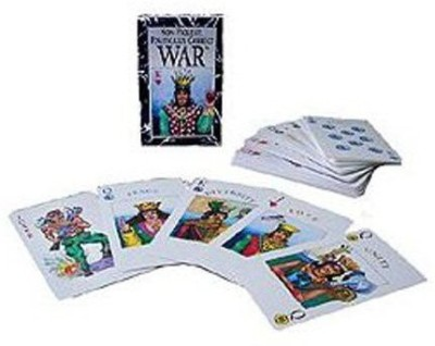 University Games Non violent politically correct War(Multicolor)