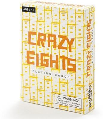 Imagination Generation Crazy Eights Illustrated