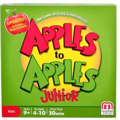 Mattel Games Junior The Game of Crazy Combinations