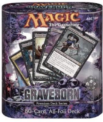Wizards of the Coast Magic The Gathering Premium Deck Series Graveborn