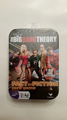 The Big Bang Theory Fact Or Fiction In Tin