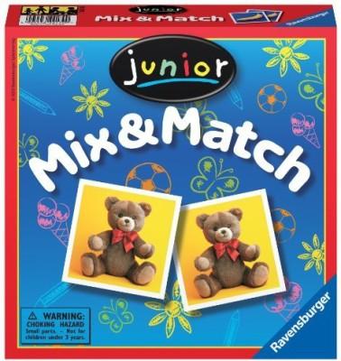 Ravensburger Junior Mix And Match Children,S