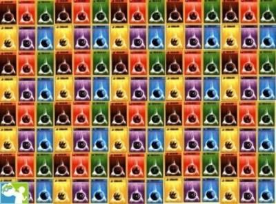 Pokemon 100 Assorted Basic Tcg Energy