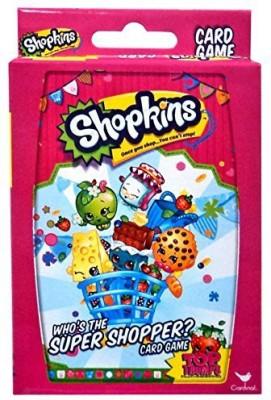 Shopkins Who,S The Shopper