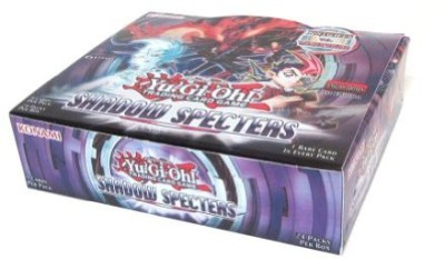 Yu-Gi-Oh! Yugioh Shadow Specters 1St Edition Booster Box