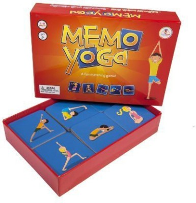 Upside Down Games Memo Yoga