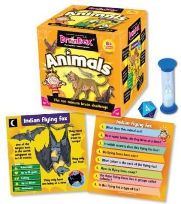 MindWare Brainbox A Box Of Animals
