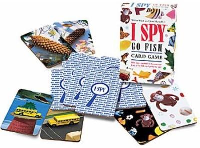 Briarpatch I Spy Go Fish