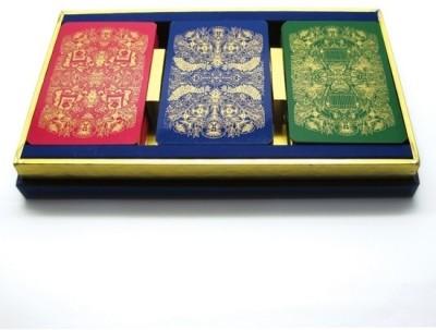 61c Panchatantra Playing Cards - Set of 3
