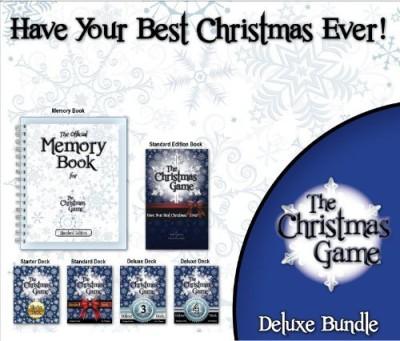 The Christmas Game Christmas Deluxe Bundle