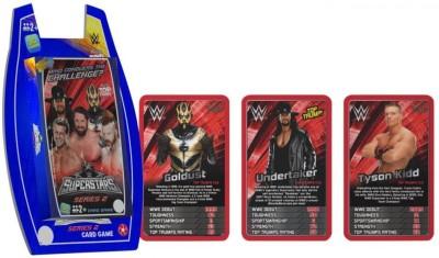 Top Trumps WWE Super Star Series 2 - Deluxe
