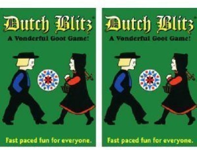 Dutch Blitz 2 Pack (Biblecompany)