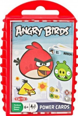 Tactic Games US Angry Birds Power