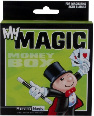Hamleys Marvins Magic Moy Box